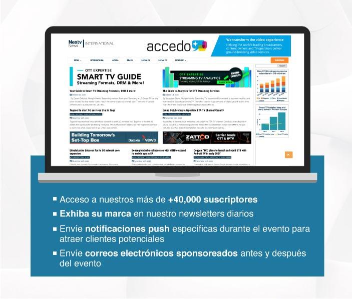 Nextv Content Latin America